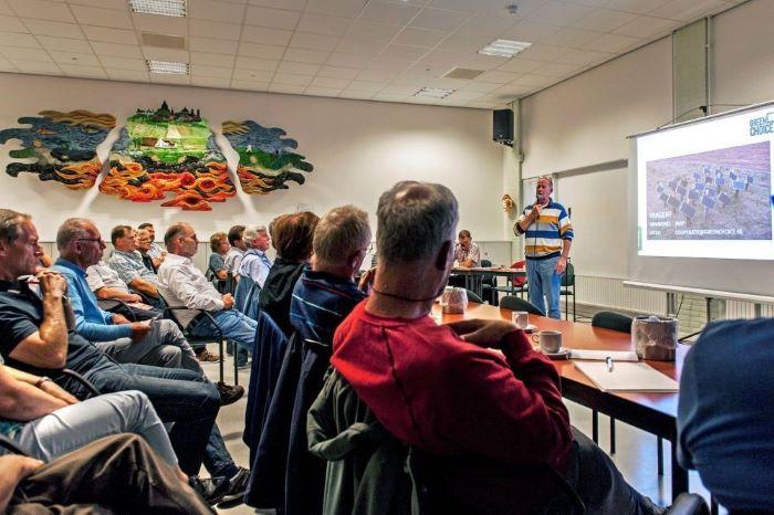 Bijeenkomst Zonnecentrale De Wittenhorst positief ontvangen